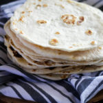 Mom's Homemade Flour Tortillas