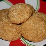 The Great Food Blogger Cookie Swap: Gingerbread Snickerdoodles