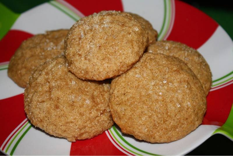 ... Blogger Cookie Swap: Gingerbread Snickerdoodles - addicted to recipes