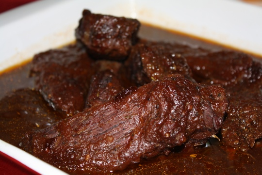 Easy BBQ Short Ribs