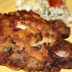 Lady and Sons Fried Pork Chops