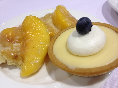 Orlando Gaylord desserts
