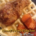 Honey Fried Chicken & Waffles