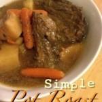 Simple Pot Roast