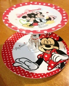 Minnie Mouse Pastry/Cupcake/Cake Stand