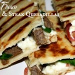 Queso Fresco and Steak Quesadillas #VivaCADairy #ad