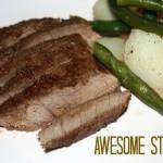 Awesome Steak Rub