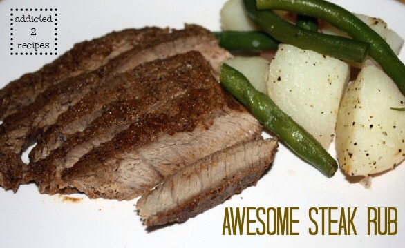 Awesome Steak Rub