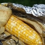 Lime and Chili Grilled Corn on the Cob