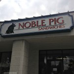 Review: Noble Pig Sandwiches