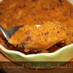 Apple, Pecan and Pumpkin Cornbread Dressing