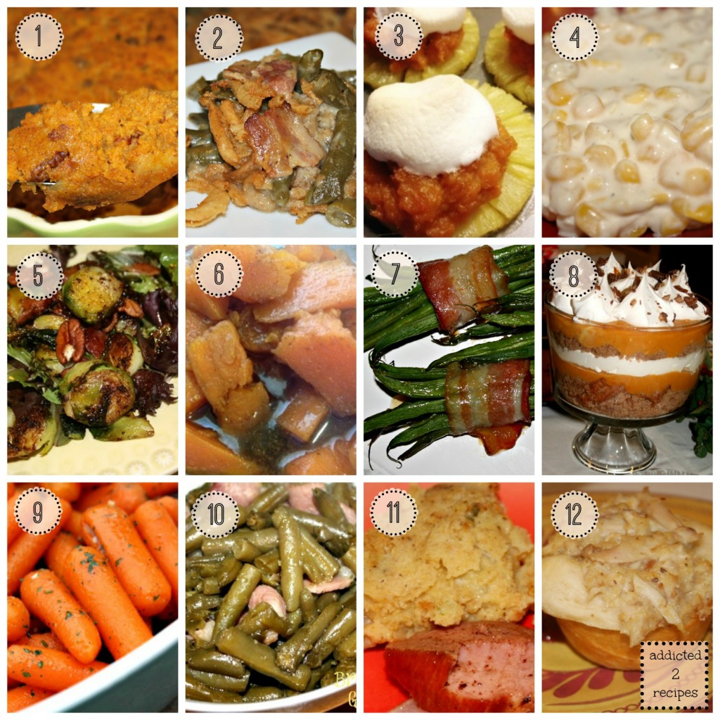 Thanksgiving Post Collage