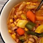 Italian Garden Vegetable Soup