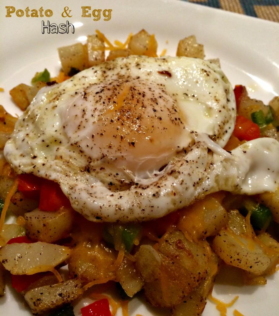 Potato and Egg Hash