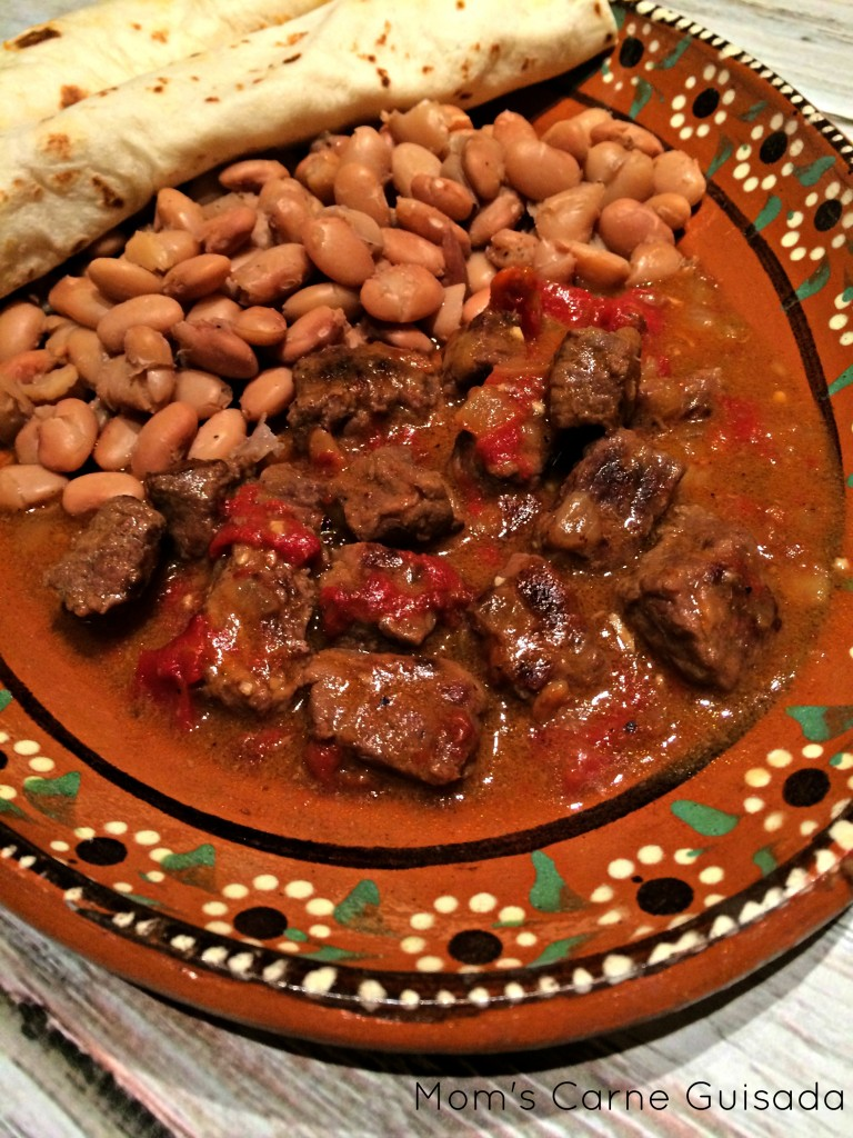 Moms Carne Guisada @addited2recipe