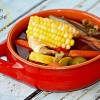 Garden Vegetable Soup @addicted2recipe