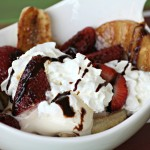Grilled Banana Split and a #Giveaway