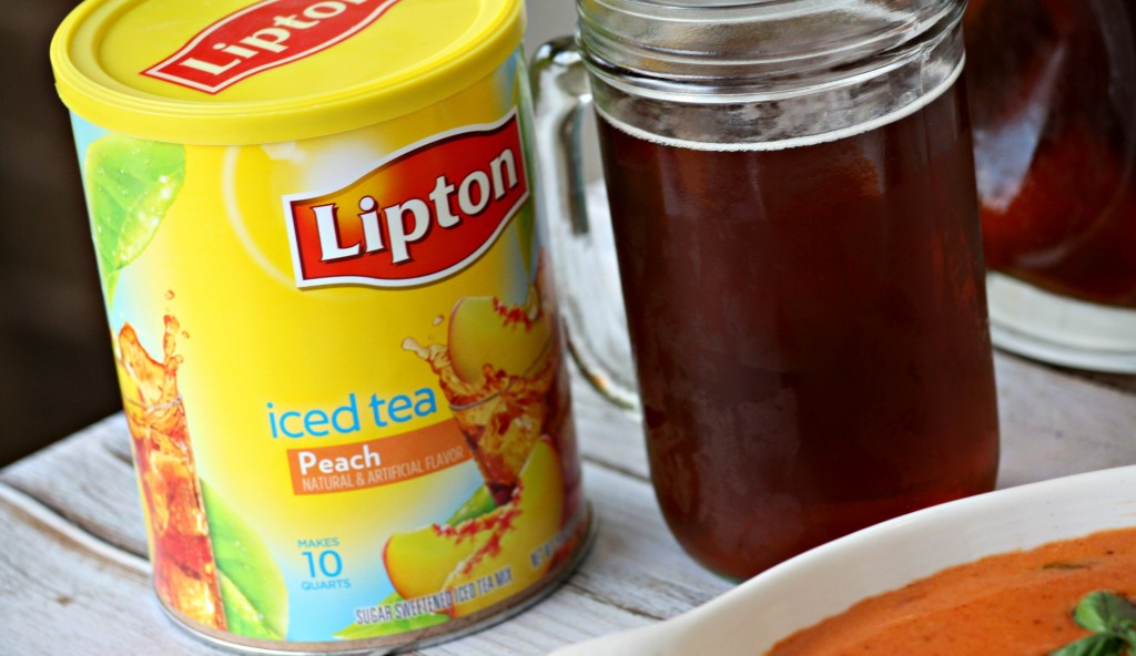 Lipton-Peach-Iced-Tea-#TearifficPairs  #cbias #shop