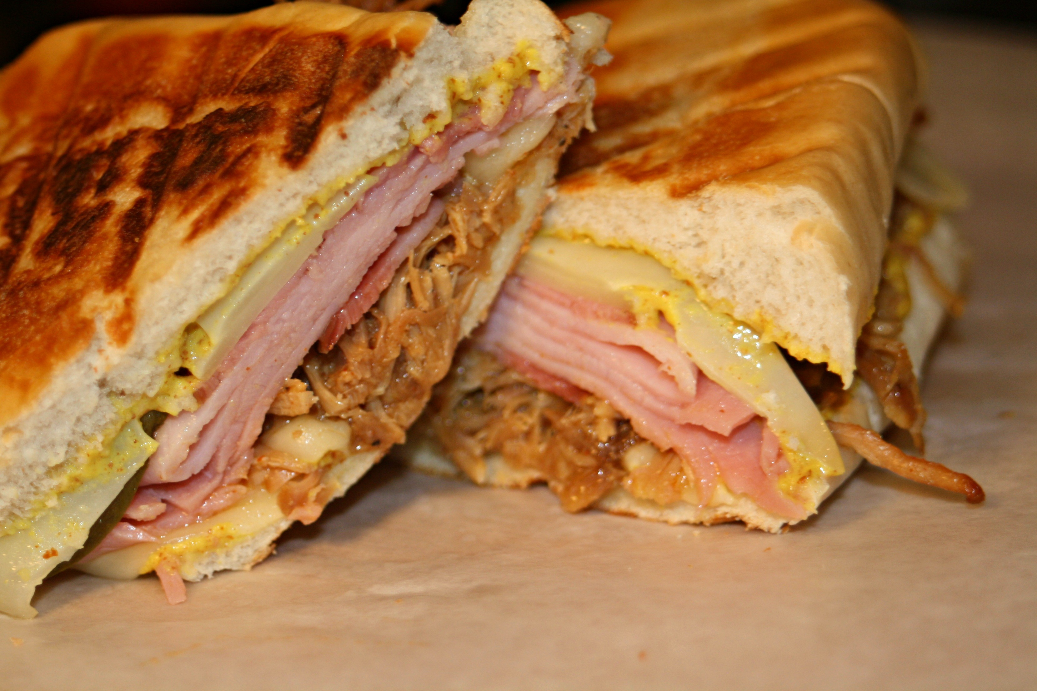 Cuban Sandwich - addicted to recipes