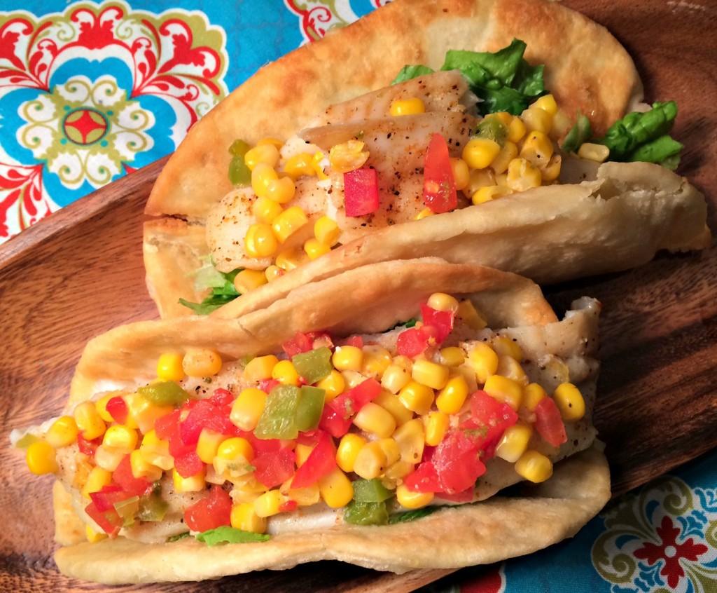 Fish Tacos @addicted2recipe