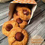 Pumpkin Blossom Kiss Cookies