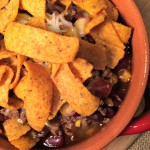 Slow Cooker Mexican Taco Soup – #ReadingFoodie: On Grace {#WeekendReads)