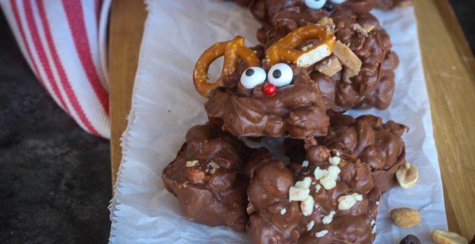 Crockpot Candy aka Peanut Clusters