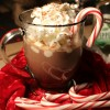 Peppermint Schnapps Hot Chocolate @addicted2recipe