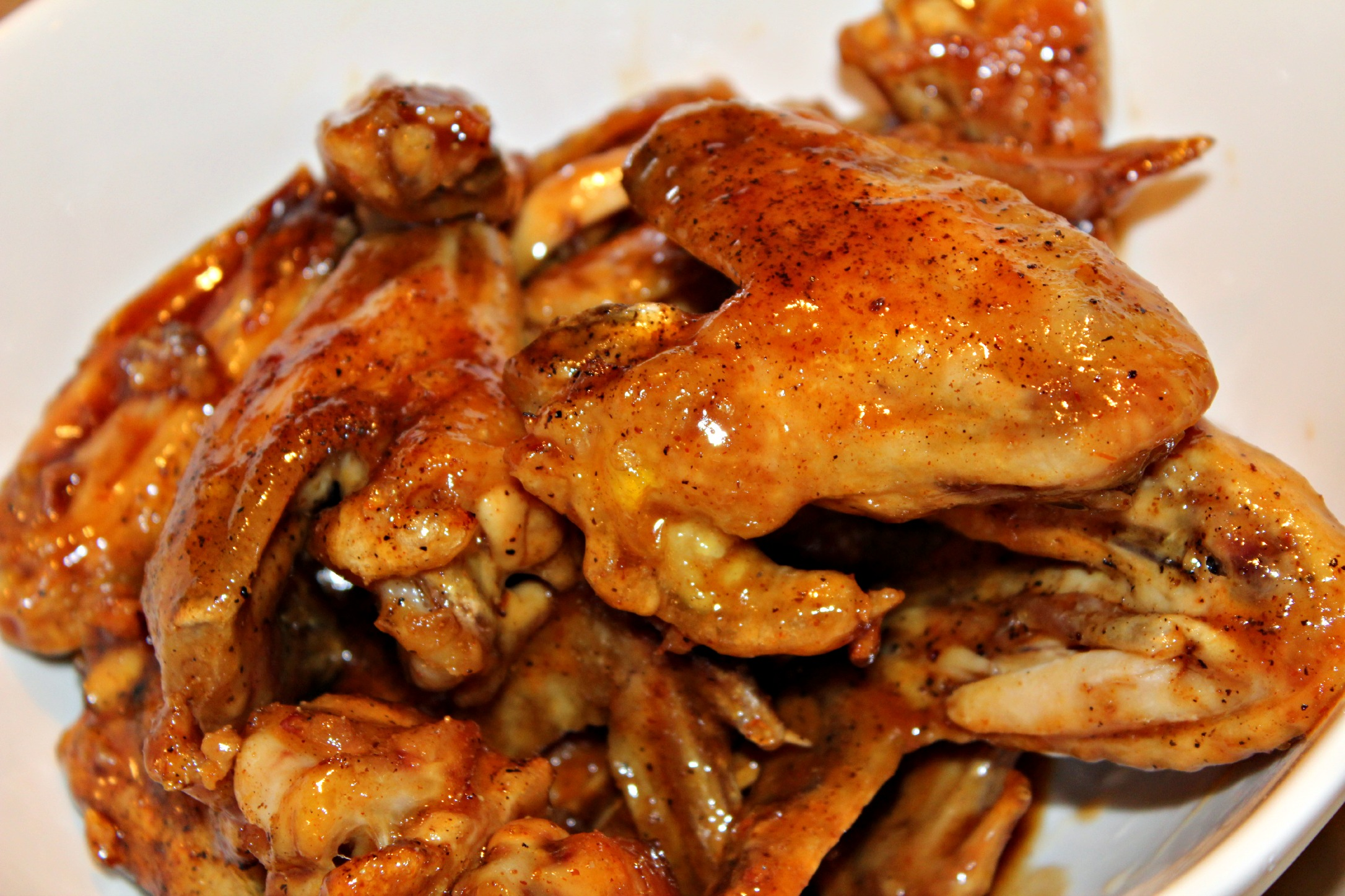 ... wings the splendid table honey sriracha chicken wings recipe yummly