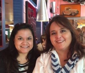 Lays Yolanda and Denise