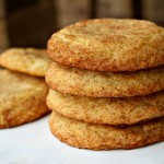 Snickerdoodles – #readingfoodie: United States of Cakes Cookbook