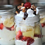 Banana Split Parfaits