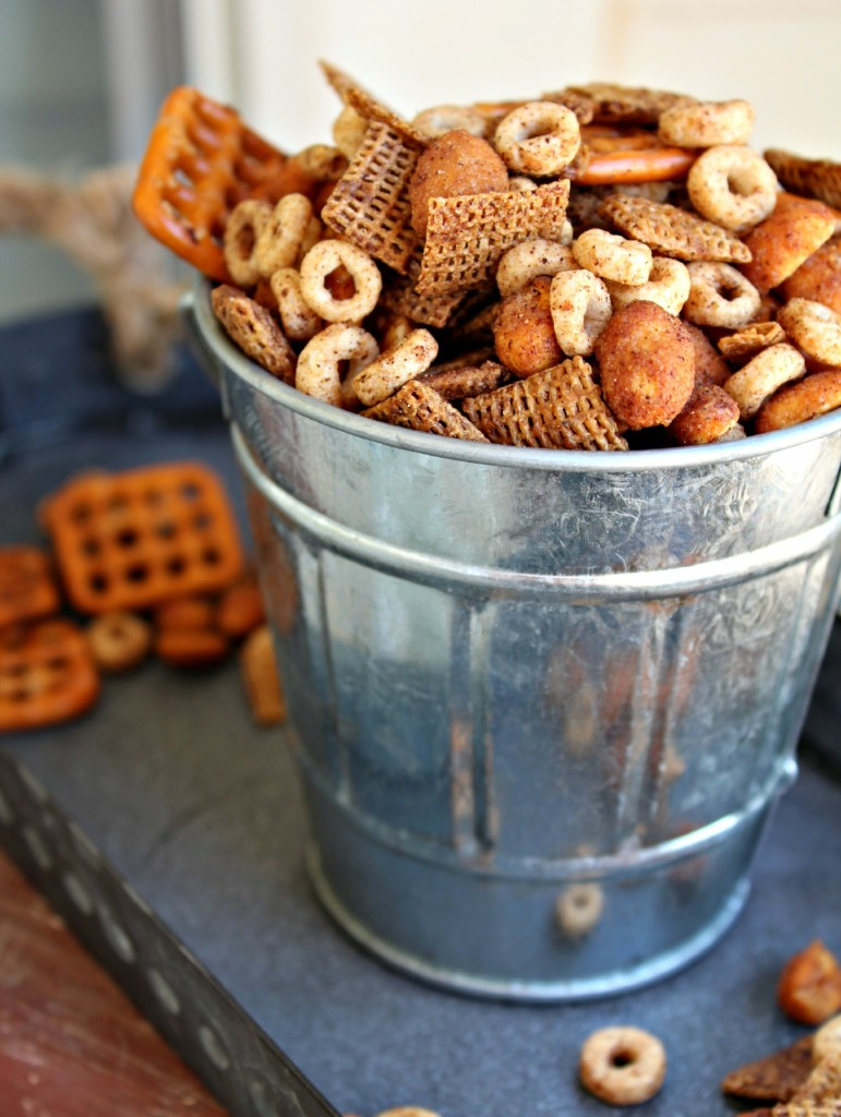 Churro Snack Mix