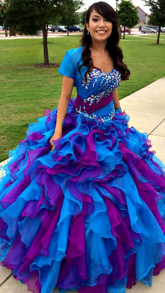 Quinceanera Gaby Dress