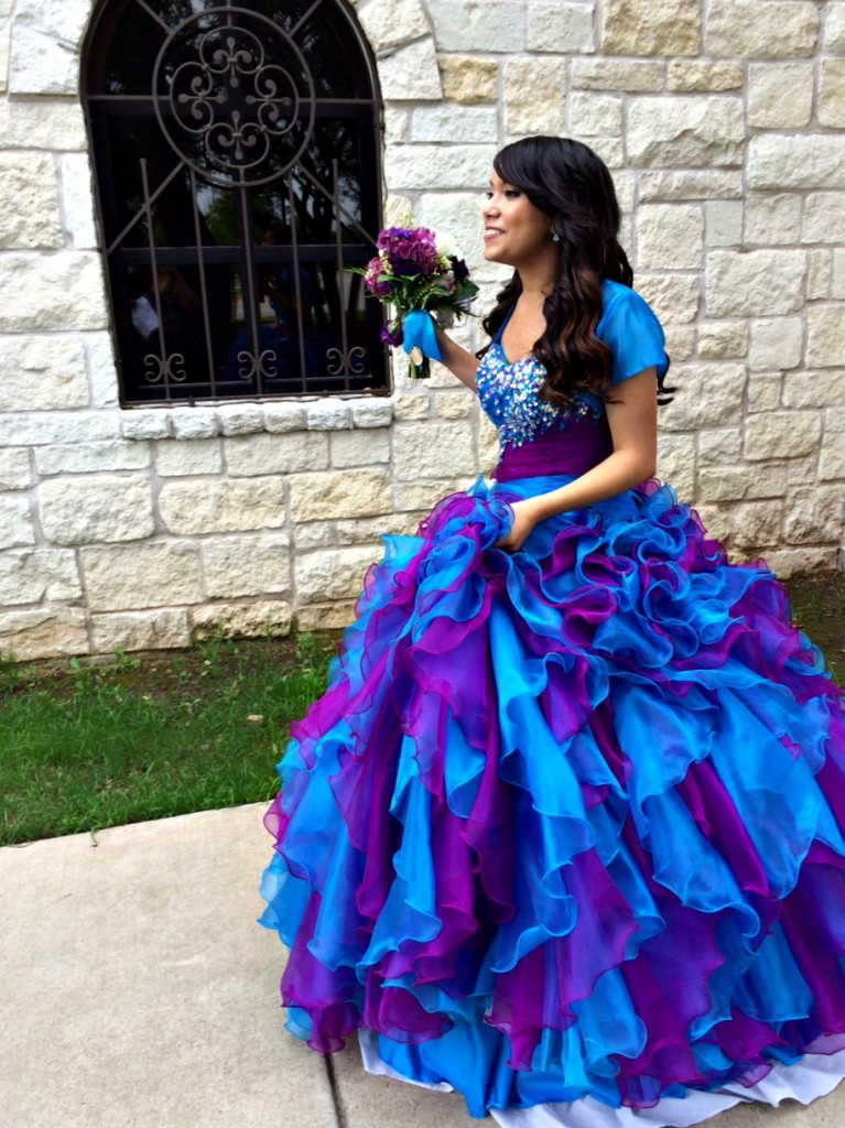 Quinceanera Gabys Dress