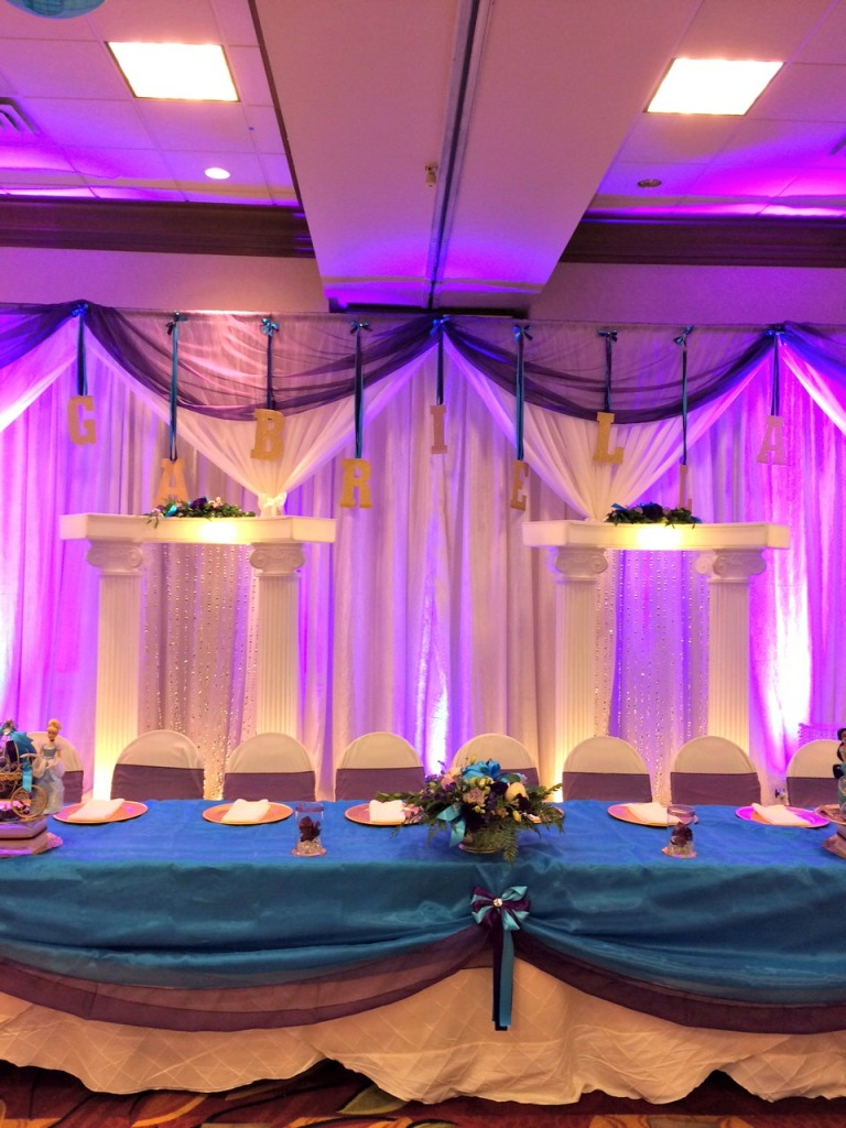 Quinceanera Name Banner
