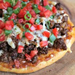 Fiesta Taco Pizza