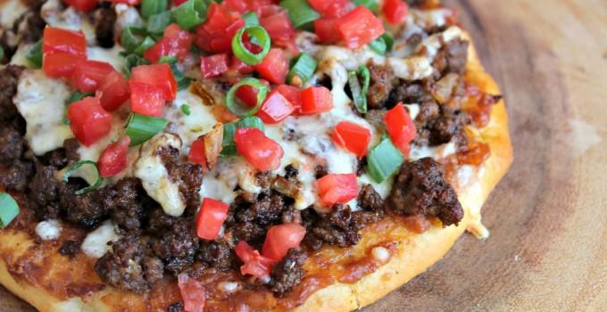 Fiesta Taco Pizza