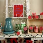 Christmas Joy: Mexican Hot Chocolate and a Hot Chocolate Bar