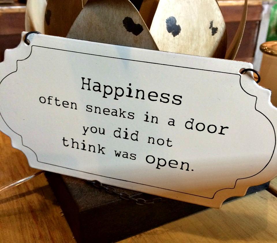Magnolia Market Happiness sign