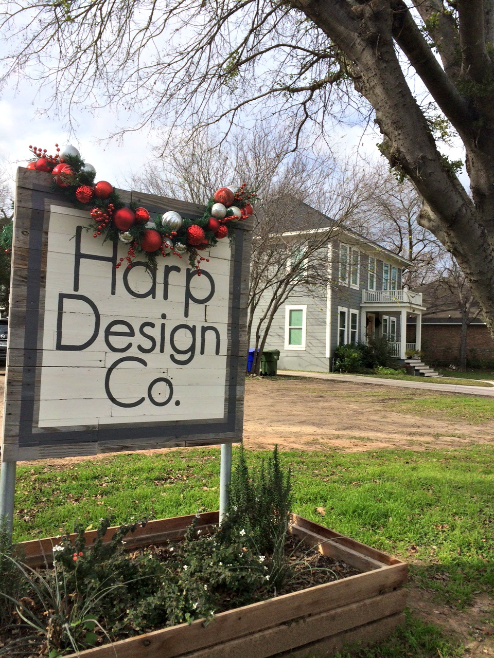Magnolia Market Harp Design Co.