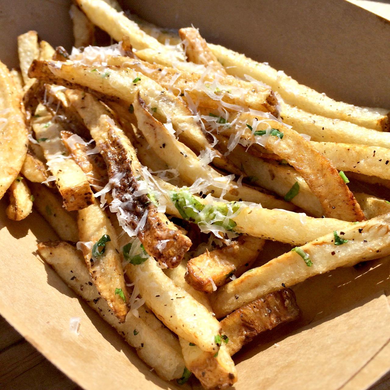 Magnolia Market Milo Food Truck Truffle Shuffle Fries