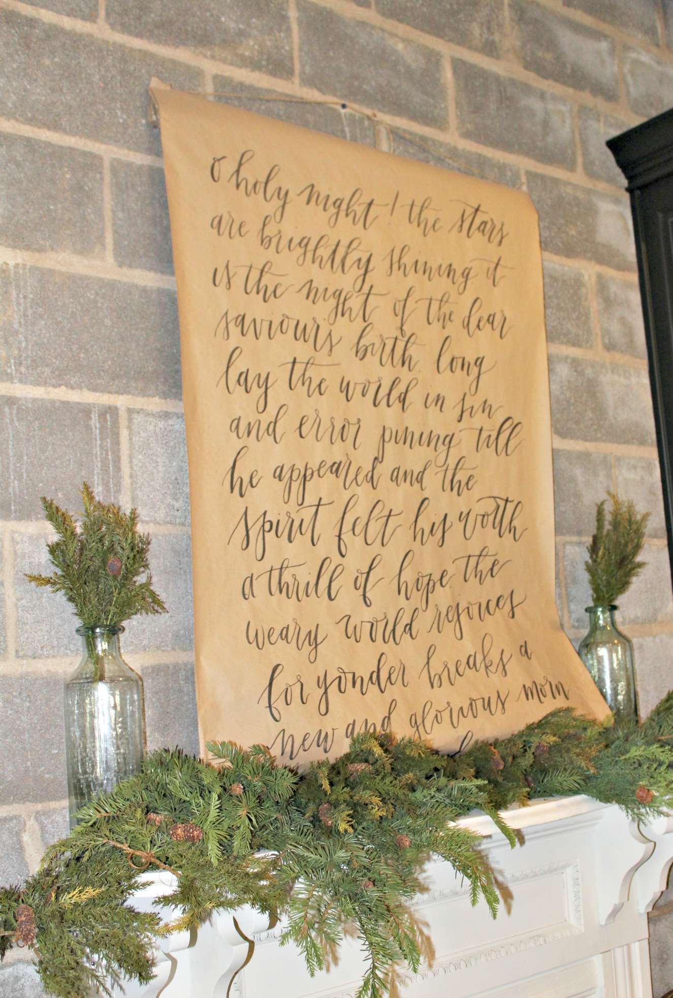 Magnolia Market O Holy Night Sign
