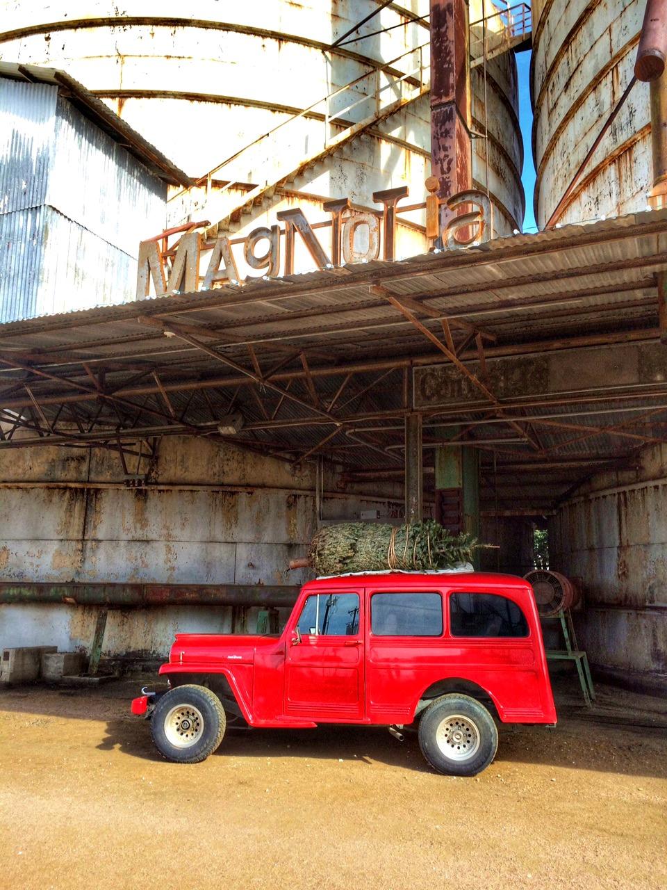 Magnolia Market Truck