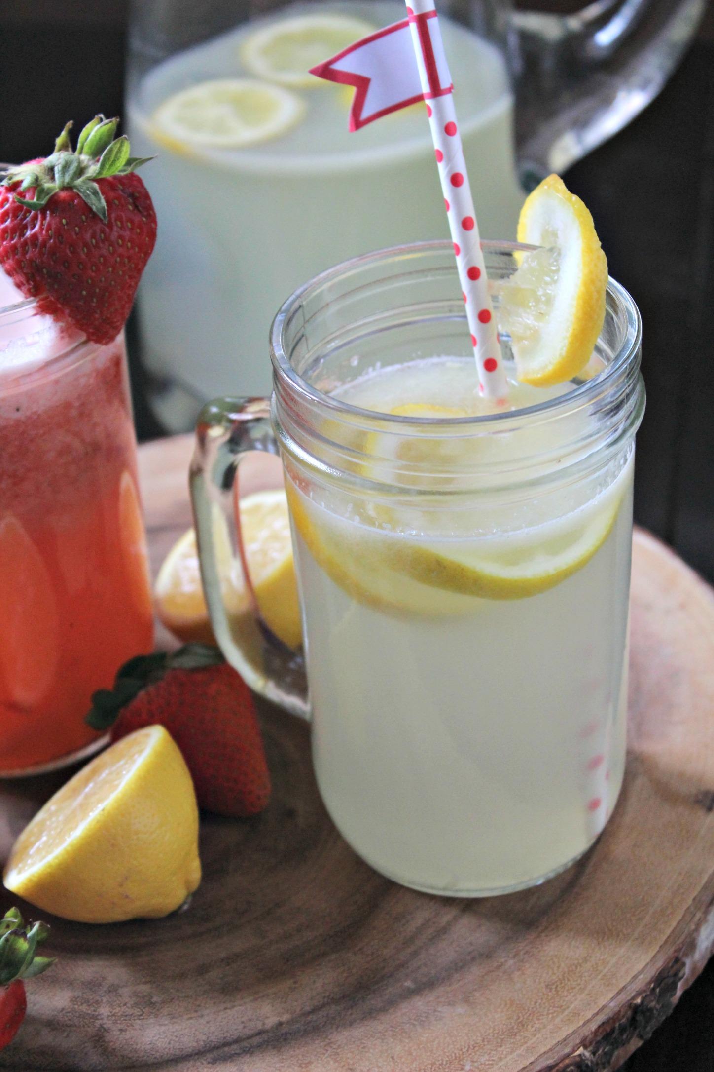 Diet Lemonade