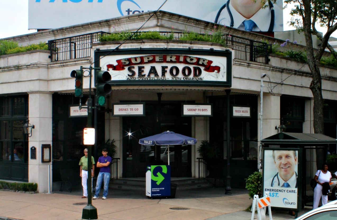 New Orleans Superior Seafood