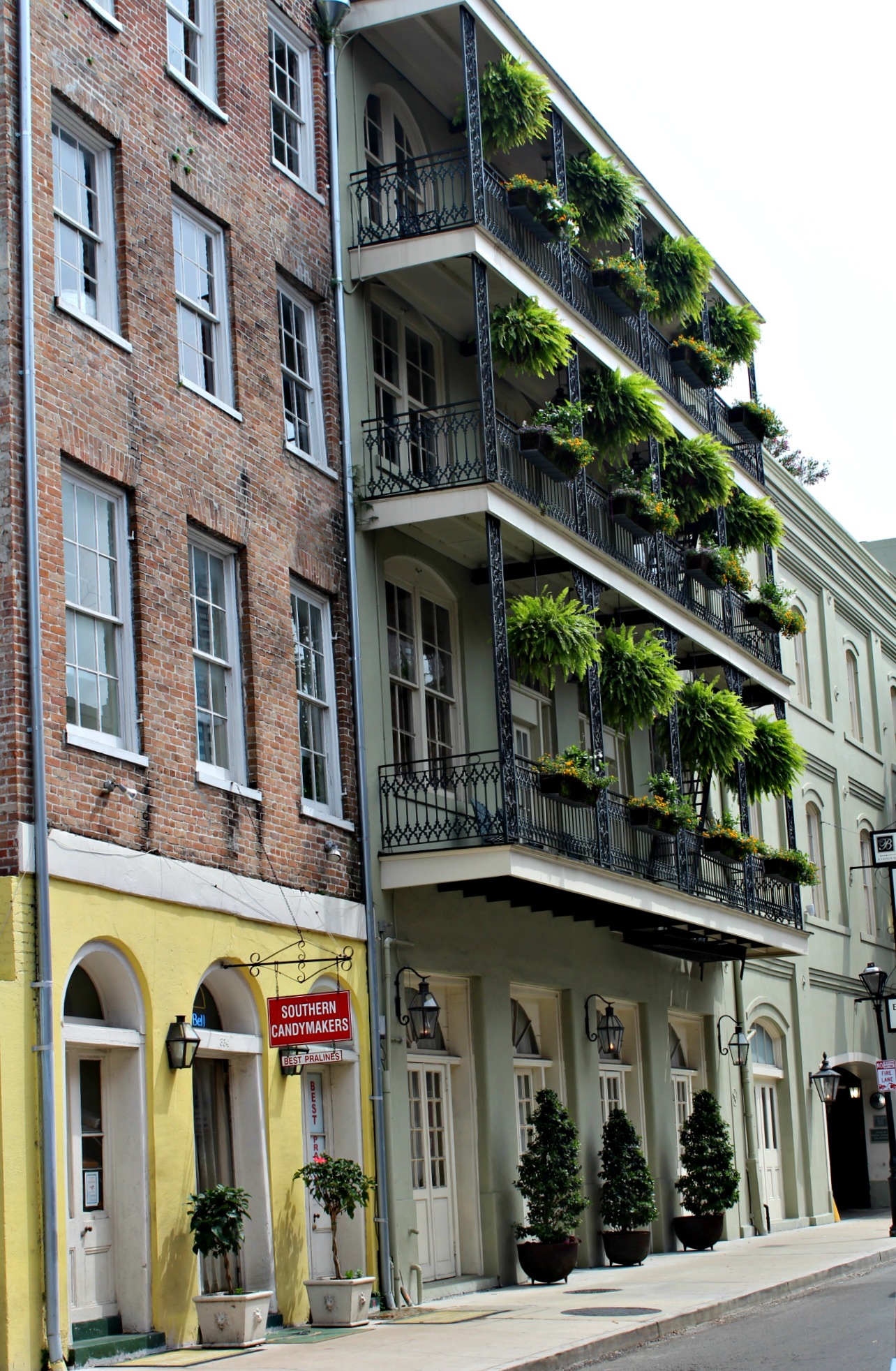 New Orleans balconies 4