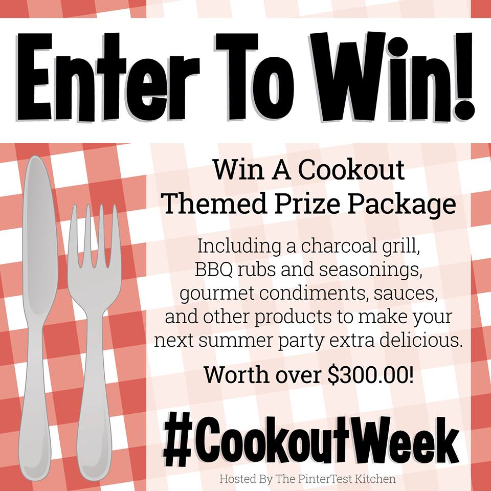 #CookoutWeek image