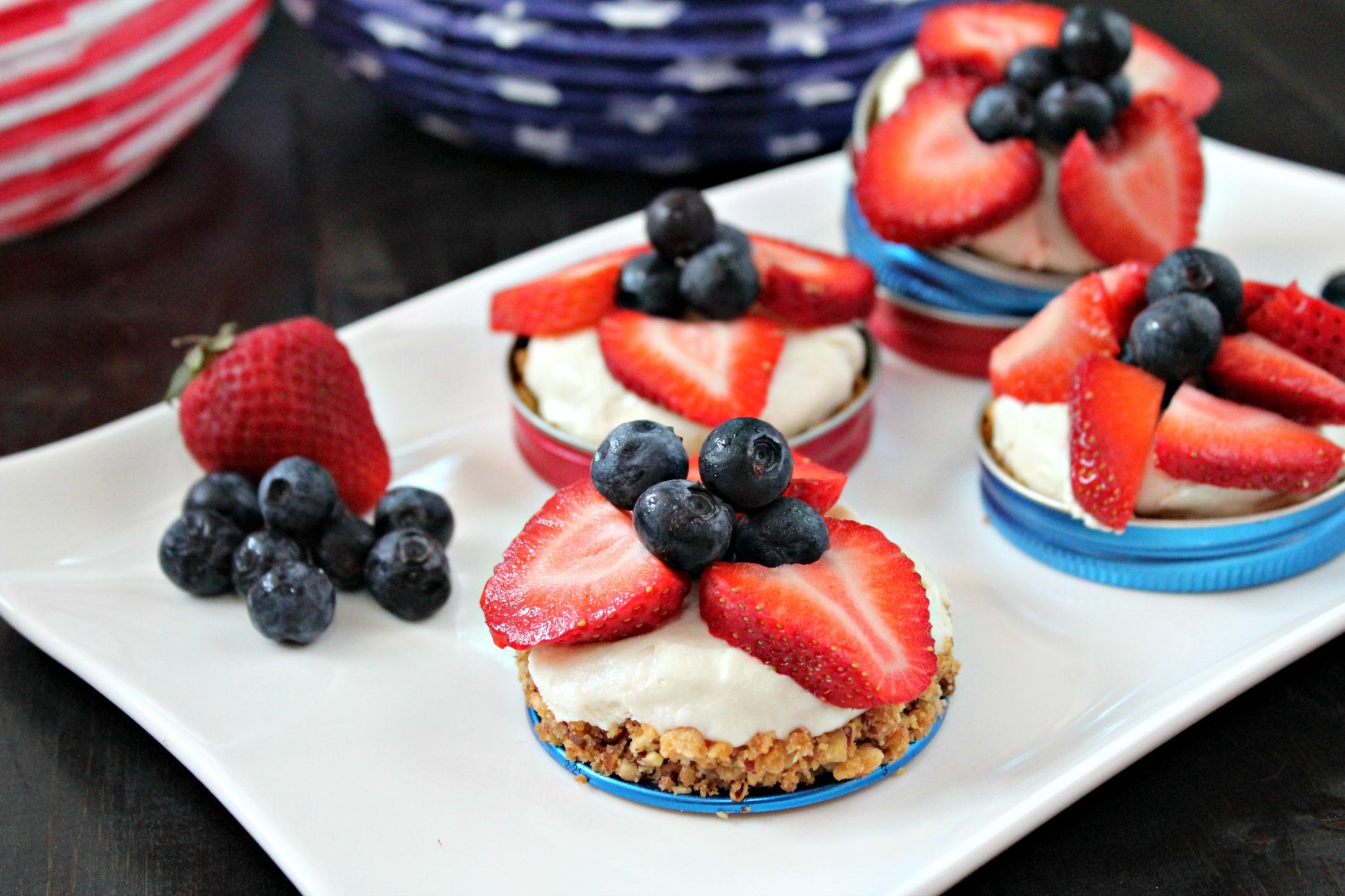 Small Batch Fruit Tart