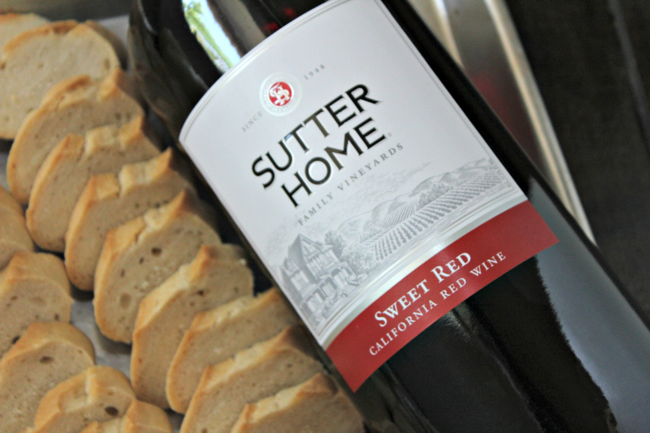 Sutter Home Red Wine